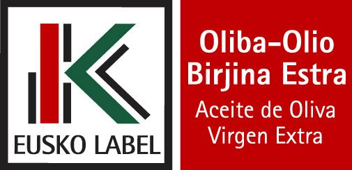 Aceite de Oliva Virgen Extra Trujal Almazara de la R.A., Euskolabel